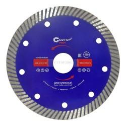 Алмазный диск Cutop Profi 65-12523 125*2.3*10*22.23 thin turbo