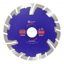 Алмазный диск Cutop Profi 66-12523 125*2.3*8.3*22.23 extra shape
