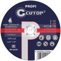 Диск отрезной Cutop Profi 39981т Т41-115 х 1.2 х 22.2 мм