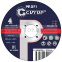 Диск отрезной по металлу Cutop Profi Т41-180 х 1.6 40013т
